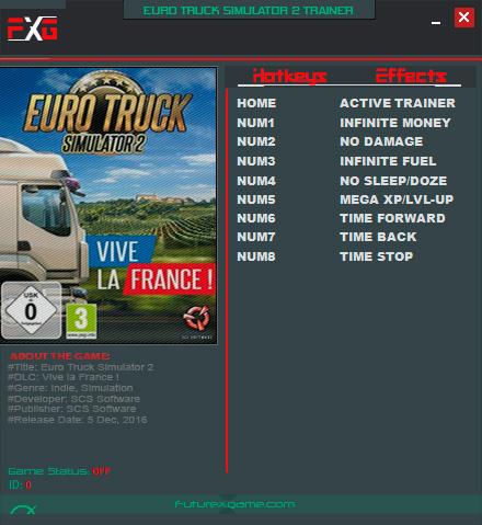 трейнер на игру euro truck simulator 2 на деньги