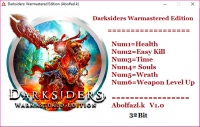 Darksiders: Warmastered Edition — трейнер для версии 1.0 (+6) Abolfazl.K [32-bit]