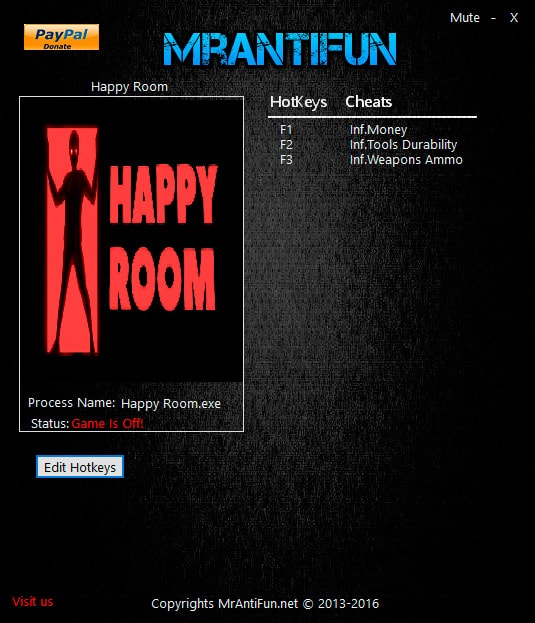 Скачать Трейнер Для Happy Room