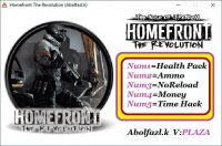 Homefront: The Revolution — трейнер для версии 781464 (+5) Abolfazl.K