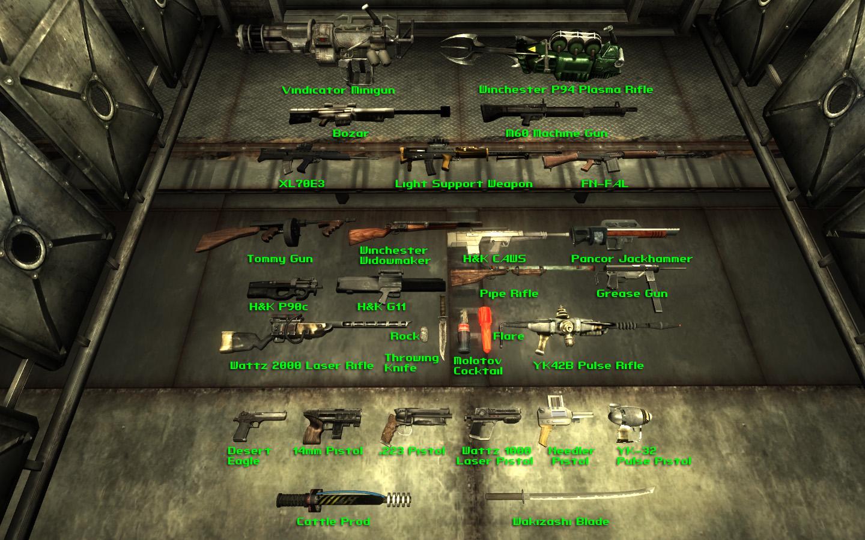 Fallout.ini файл для fallout 3