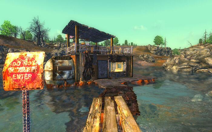 Fallout 3 - The Lakehouse
