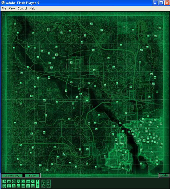 Полная Карта Для Фоллаут 3 Скачать