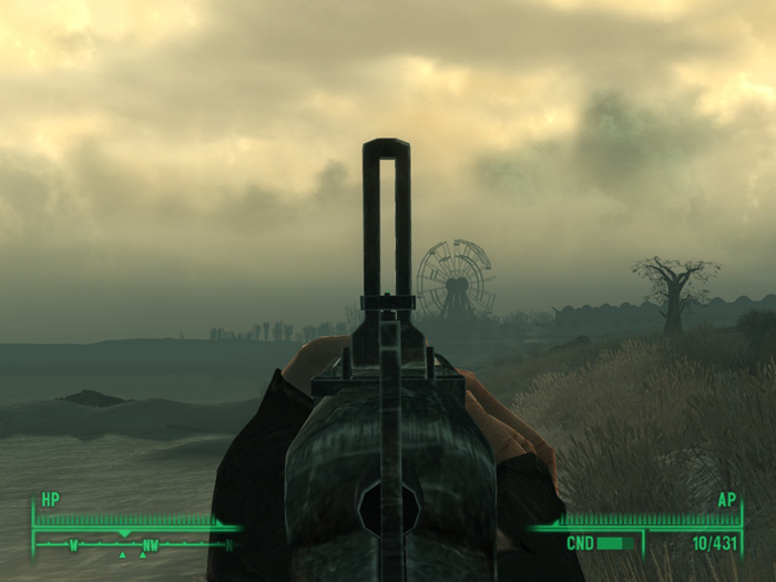Fallout 3 - Rogue Hallow IronSights