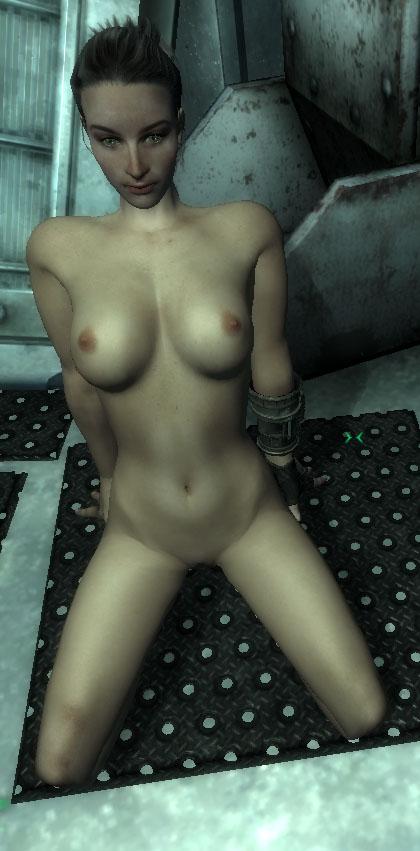 nude моды для fallout 3