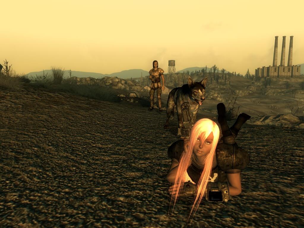 Мод Для Fallout 3 Скачать - фото 8