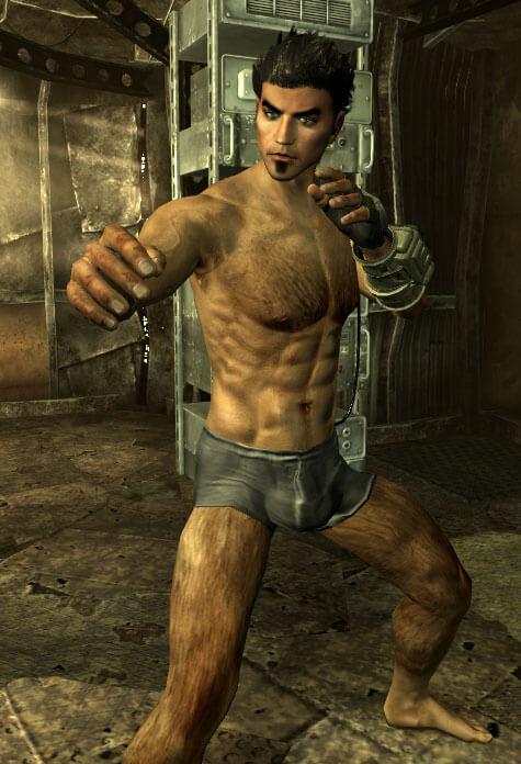Скачать мод для fallout 3 breezes male
