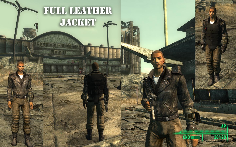 fallout 3 с графическими модами скачать