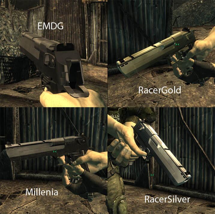 скачать моды для Fallout 3 на оружие - фото 8