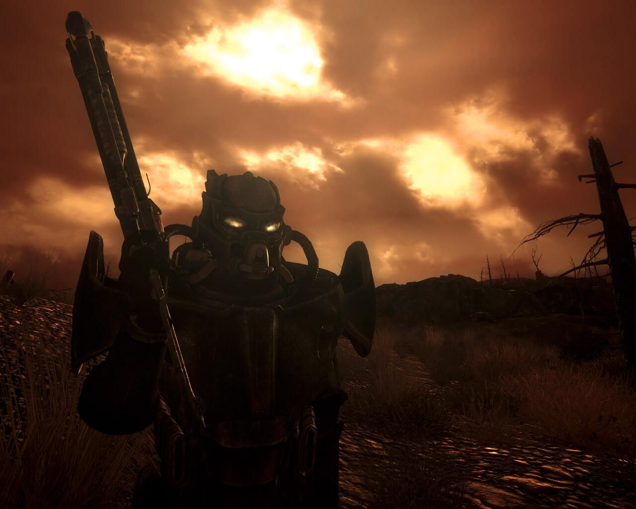 Fallout New Vegas моды Глобальные
