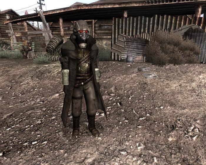 скачать моды на Fallout 3 на броню - фото 5