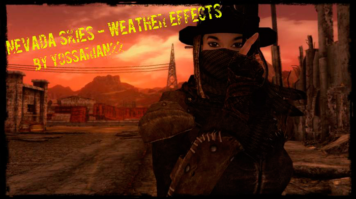 Nevada Skies - Weather Effects