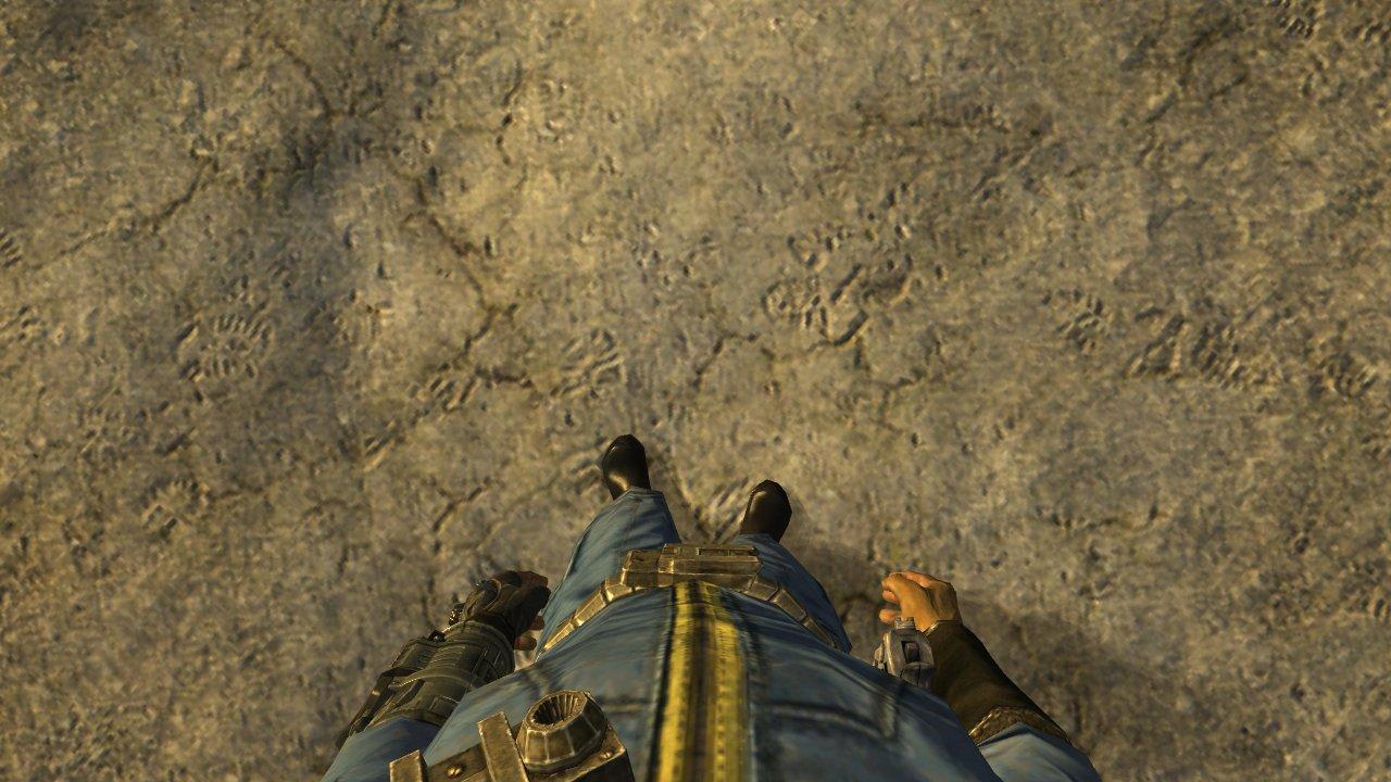 New Vegas - Enhanced Camera для Fallout New Vegas для Fallout: New Vegas - Скриншот 2