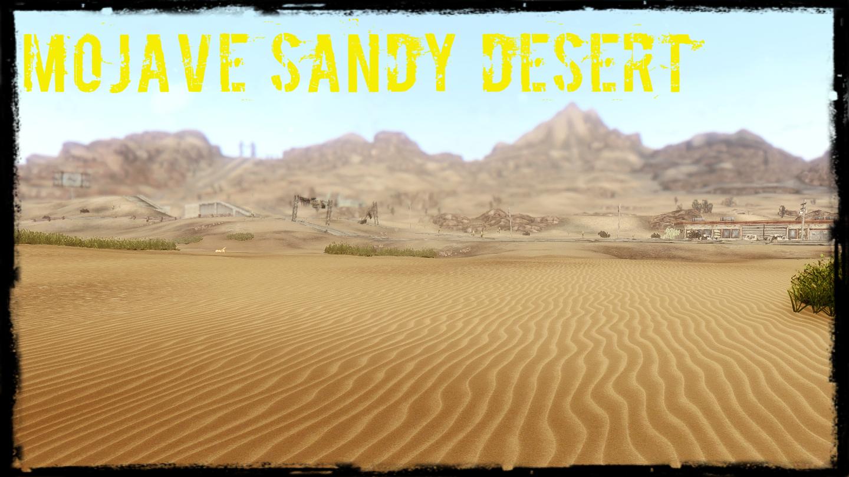 what makes the mojave desert unique