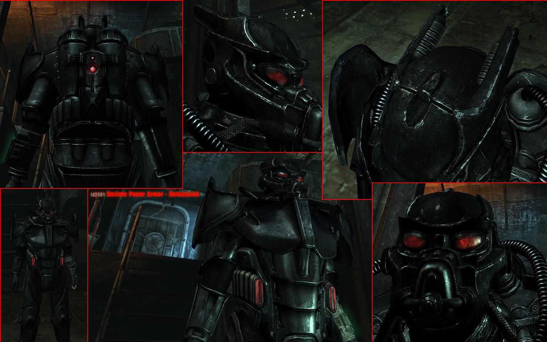 Fallout Id Брони