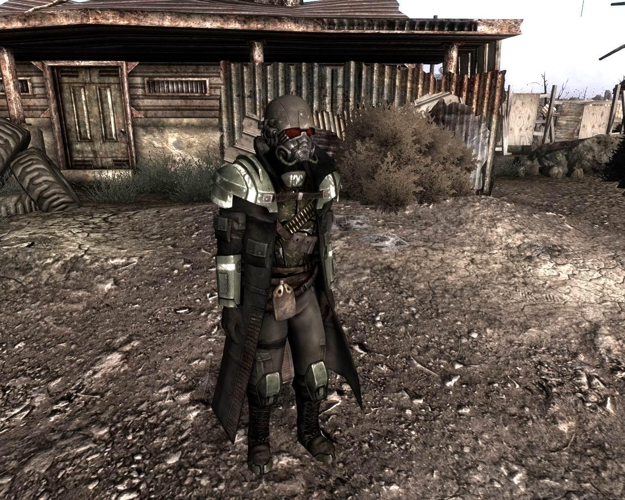 Силовая Броня В Fallout New Vegas Код
