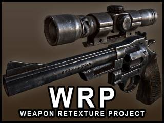 FO3 - Weapon Retexture Project