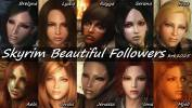 SBF - Skyrim Beautiful Followers