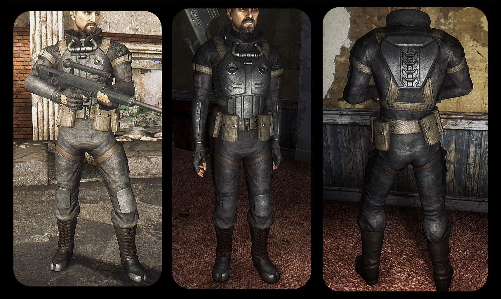2k Assassin and Stealth Suit Retextures