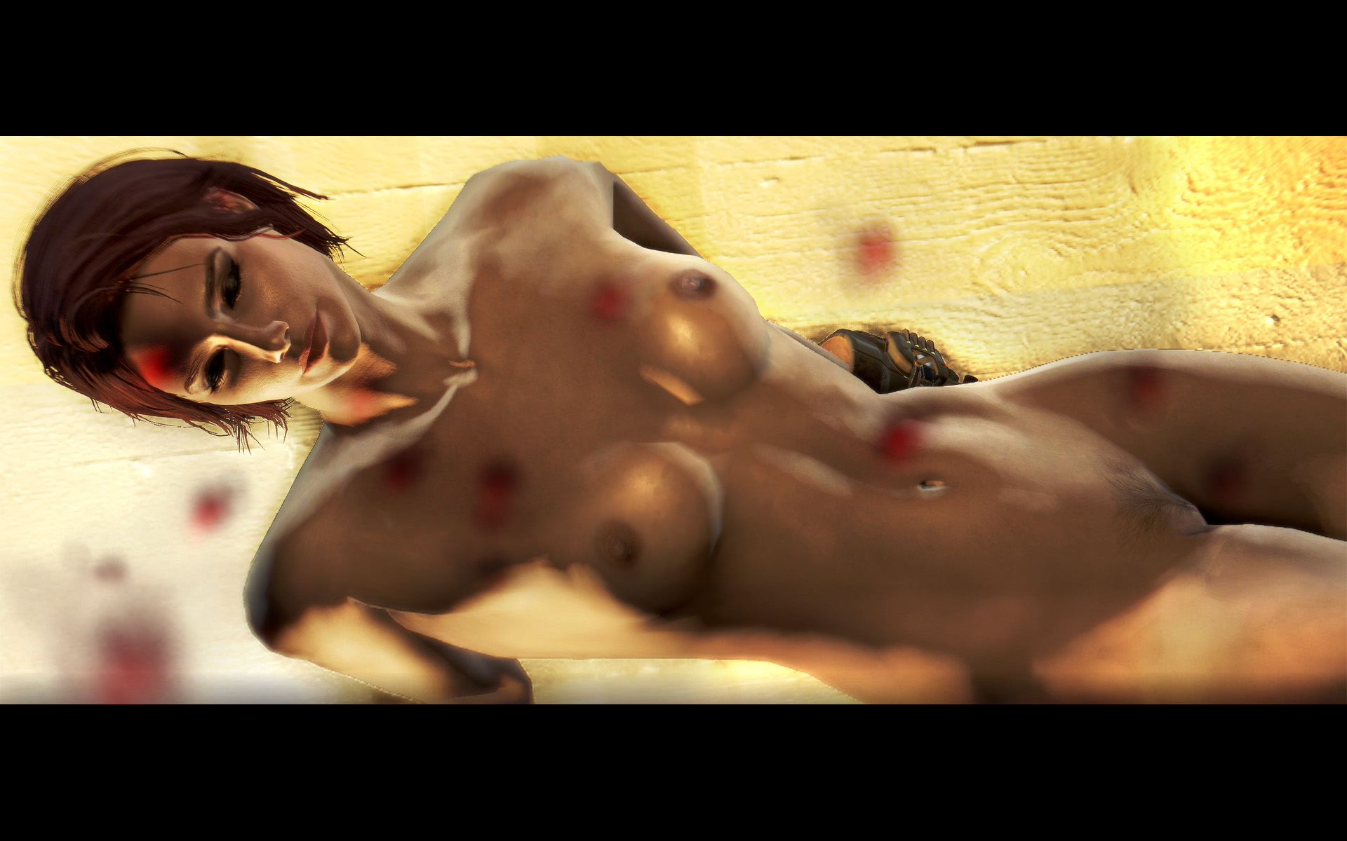 nude female new vegas