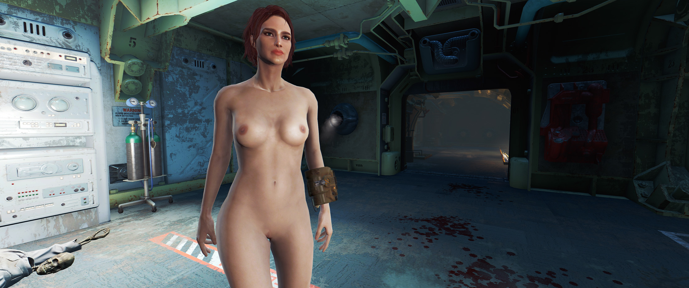 Fallout nude tentacle anime picture