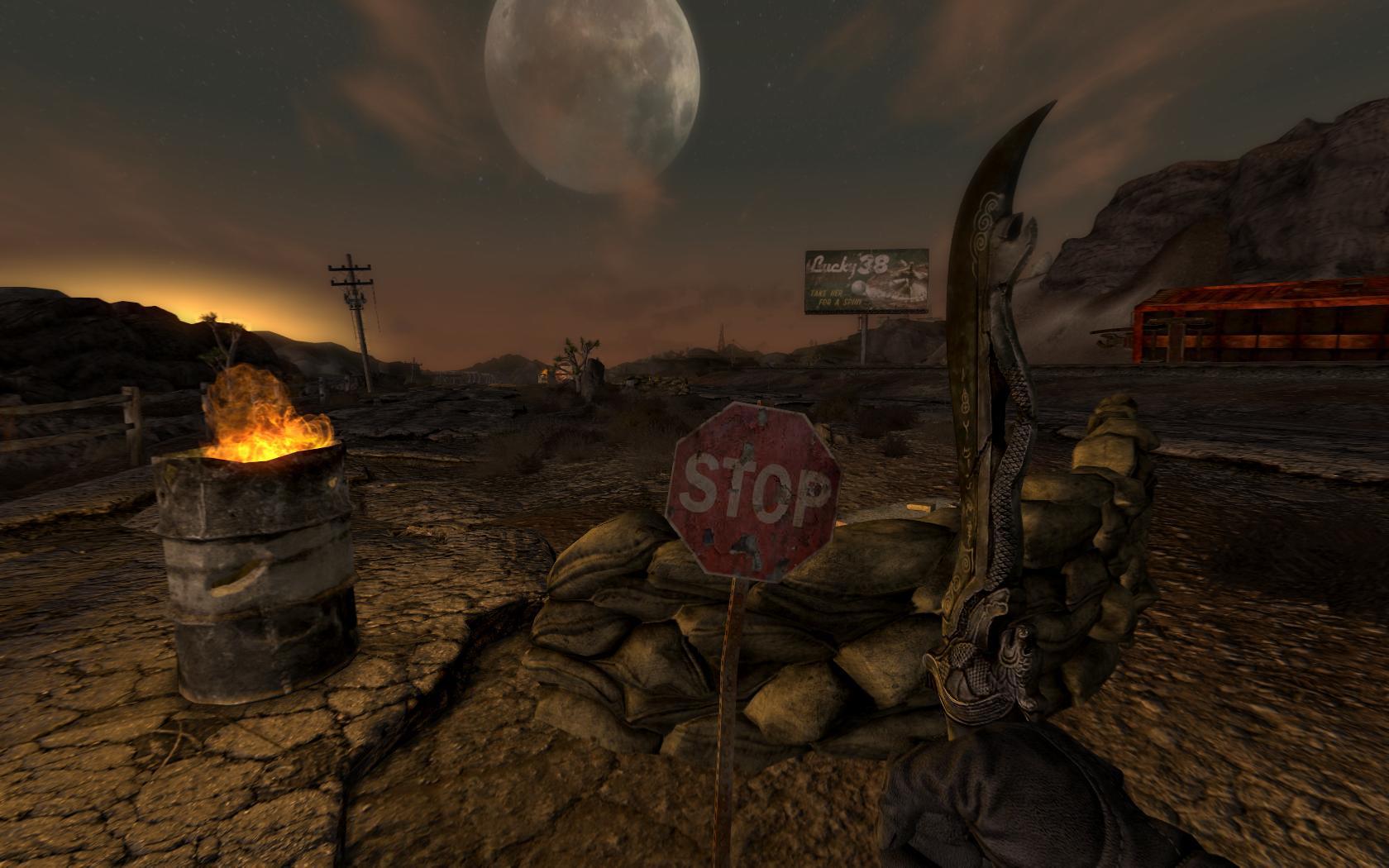 """Винтовка """"Remmington 700"""" для Fallout New Vegas для Fallout: New Vegas - Скриншот 1"""
