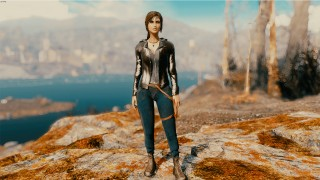 Куртка Лары Крофт — Lara Croft's Leather Outfit