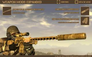 Weapon Mods Expanded - WMX/WMXUE