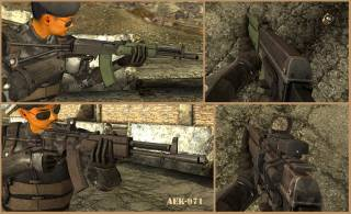 BF4 Assault Pack - FNV Weapon mod