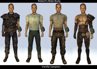 Roberts Male Body FNV