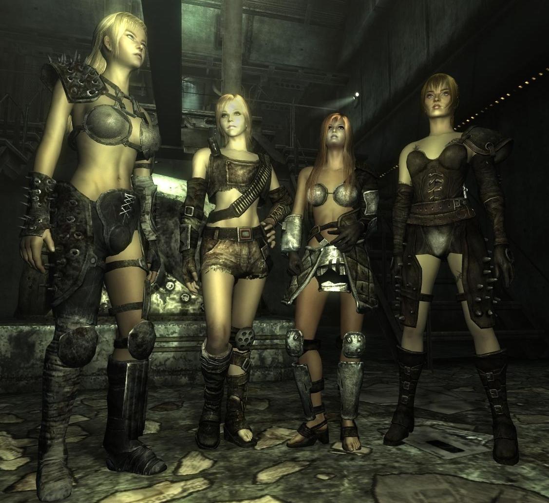 Fallout new vegas type 3 armor