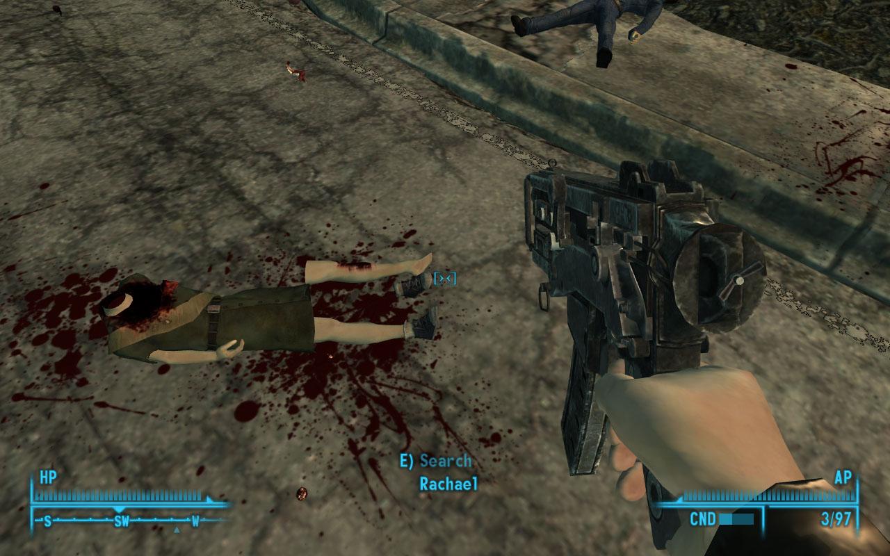 Killable Children для Fallout 3 — Моды