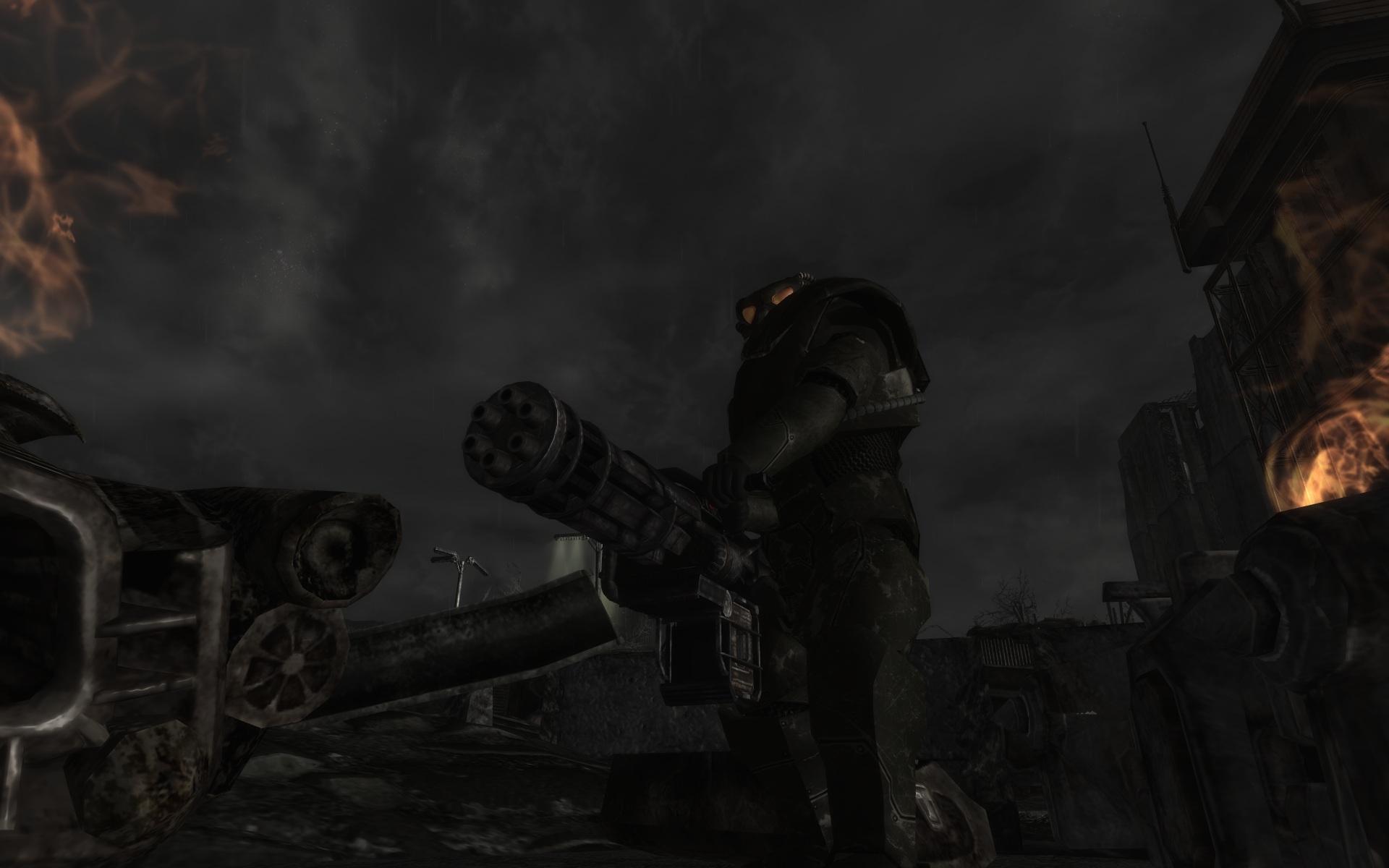 Скачать мод fwe для fallout 3