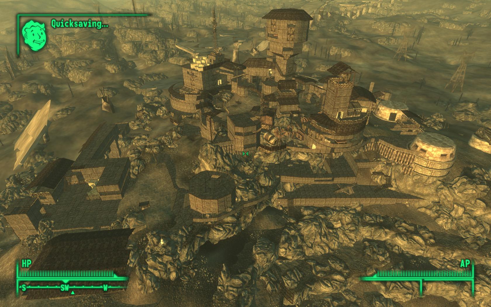 fallout 3 мод свое поселение