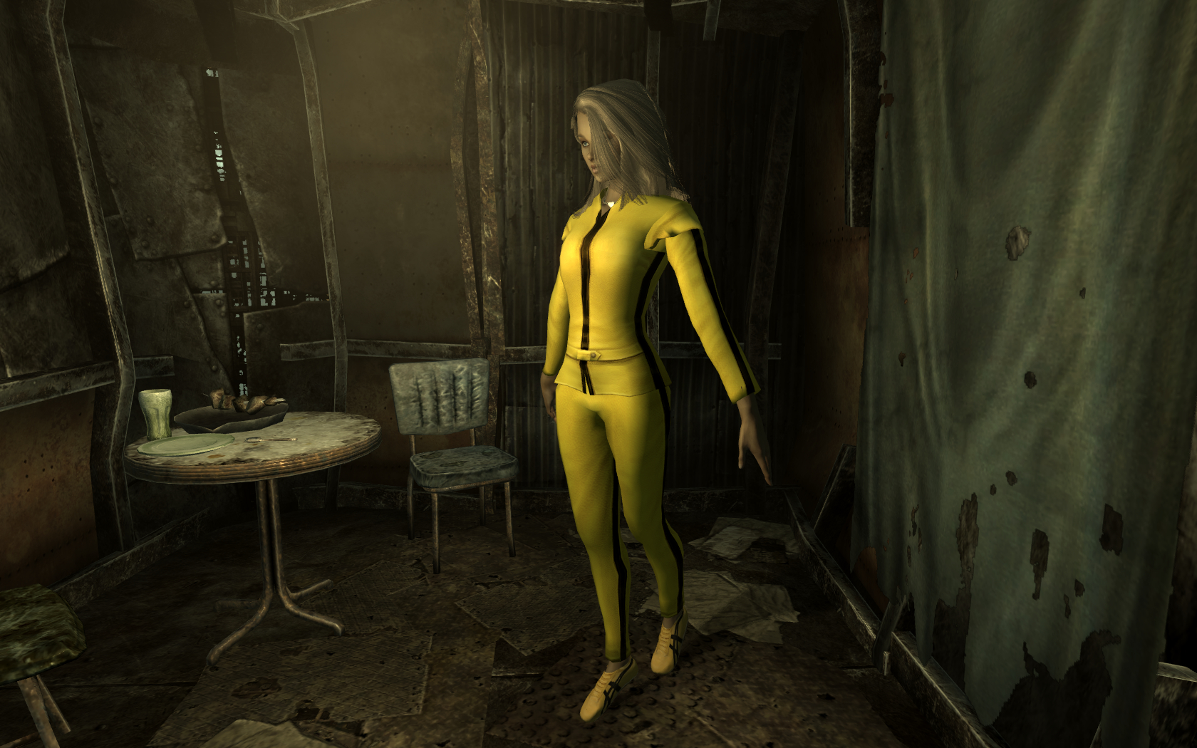 Fallout 3 naked babes mod hentai photo