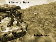 Alternate Start - Roleplayers