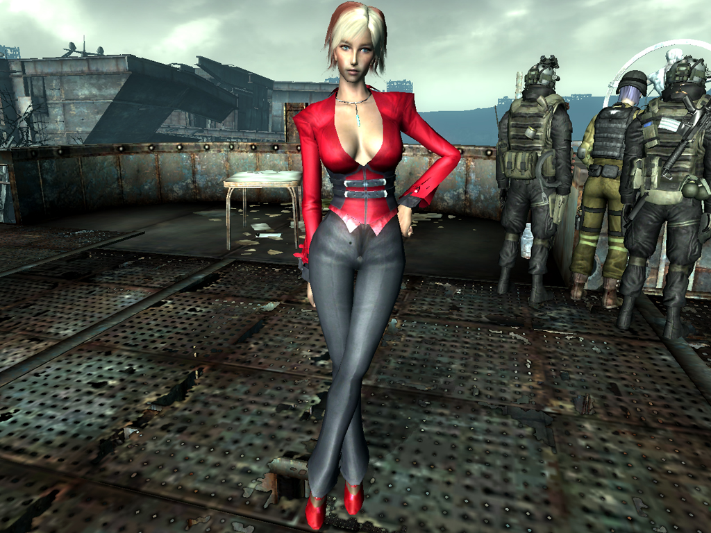 Моды для fallout 3 на одежду скачать