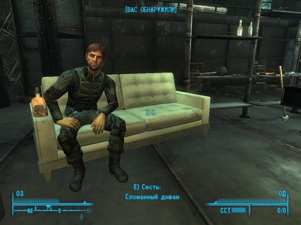Fallout 3 моды на Броню из Сталкера