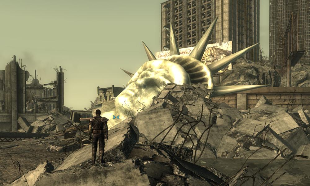скачать мод fallout new york