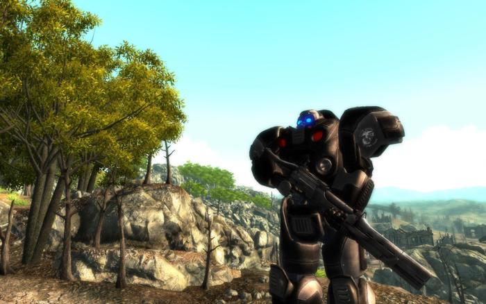 Fallout 3 Броня Starcraft