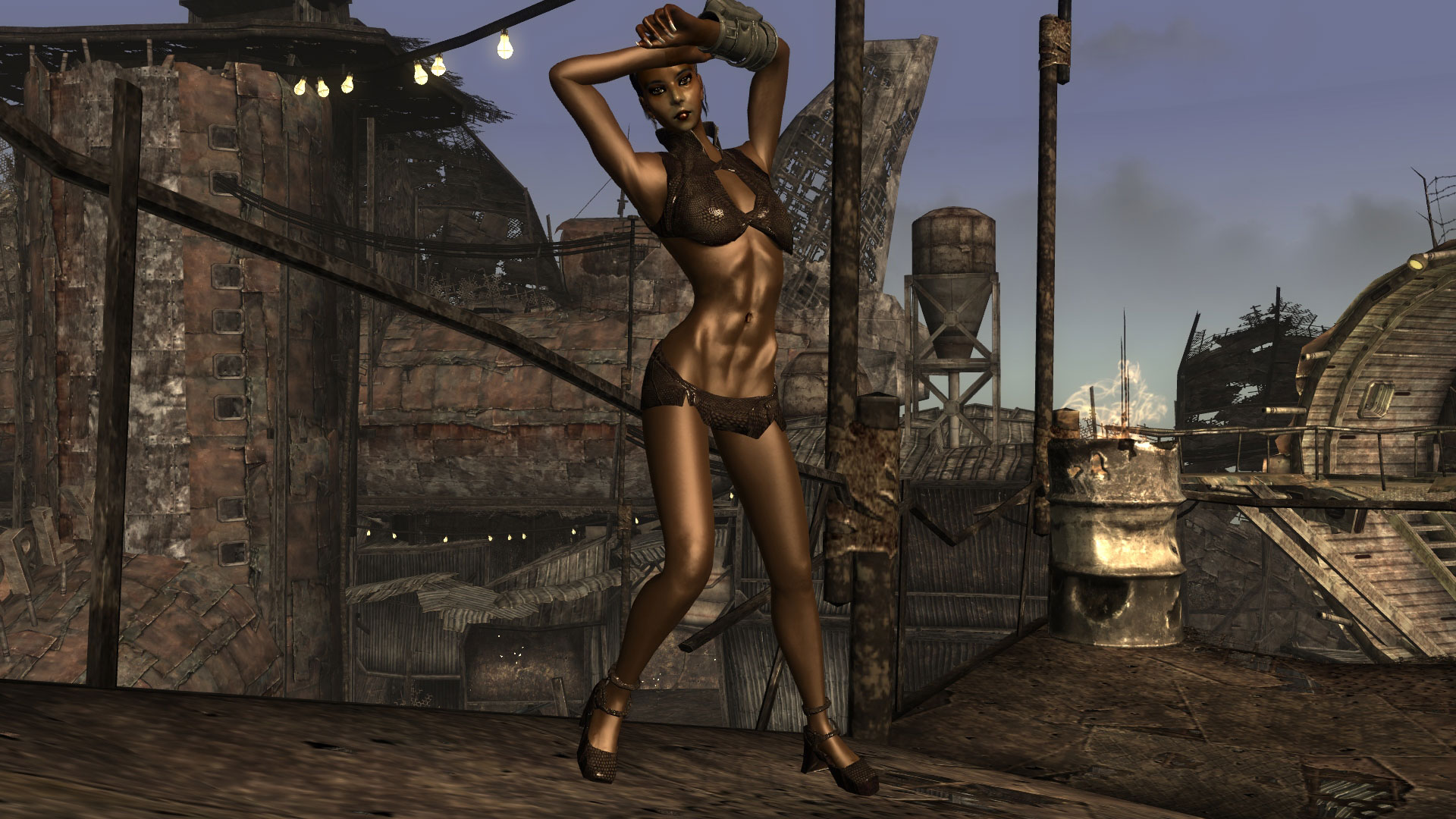 Everquest 2 nude skin nsfw image