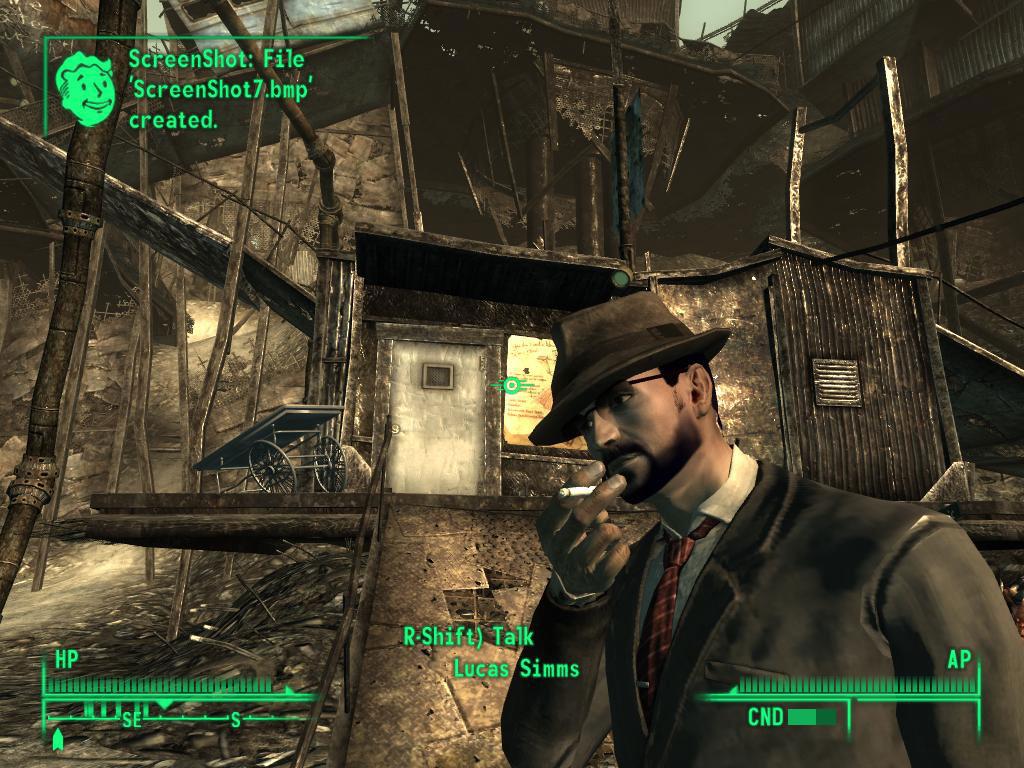 Fallout New Vegas  STUN mod v04  Pacifying Great Khans