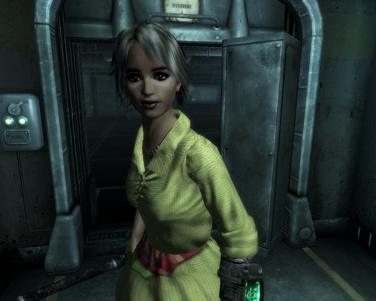 Fallout 3 hantai nackt video