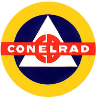 CONELRAD 640-1240 - Civil Defense Radio