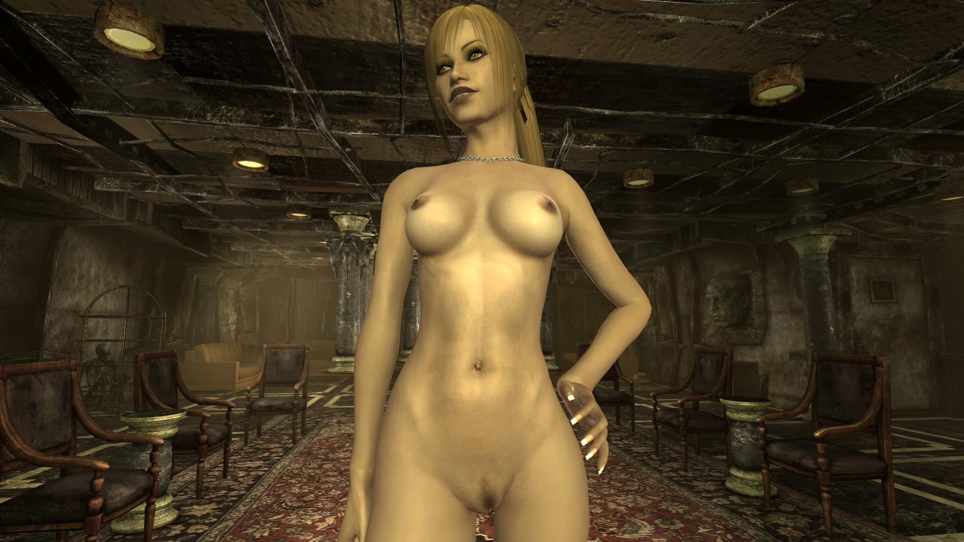 3 мод проститутки fallout