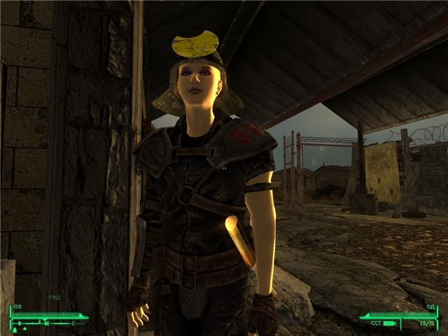 Companion Chiaki Kurosawa для Fallout New Vegas для Fallout: New Vegas - Скриншот 1