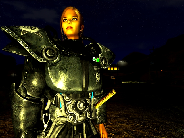Fallout New Vegas моды на Компаньонов