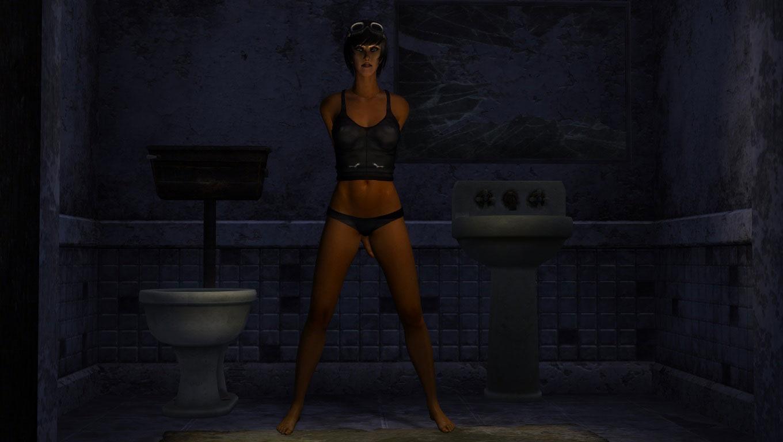 Проститутки в fallout nv