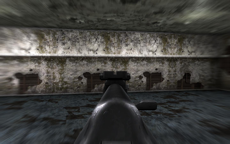 Мод винтовки на фоллаут 3