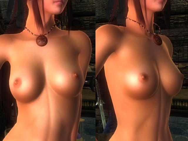 Oblivion nude eye candy